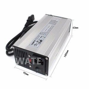 Image 1 - 51.1 V 7A Charger 44.8 V LiFePO4 Pin Sạc Thông Minh Sử Dụng cho 14 S 44.8 V LiFePO4 Pin High Power với Fan Nhôm Trường Hợp