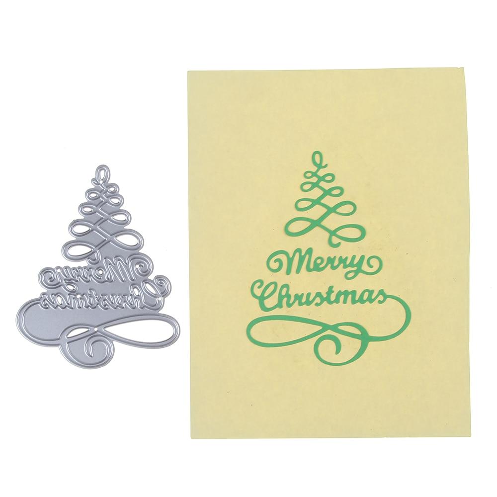 aliexpress com buy christmas tree decor handmade diy greeting