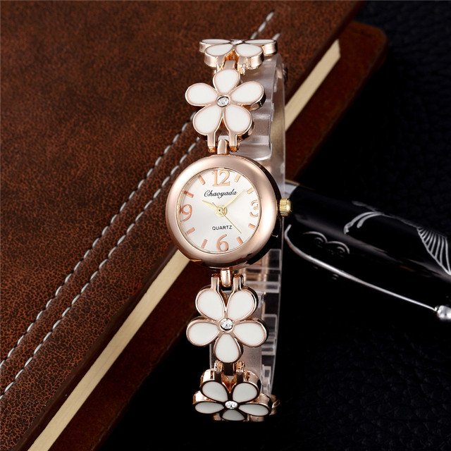 hodinky woman watches 2018 brand luxury gold stainless steel wrist watch ladies