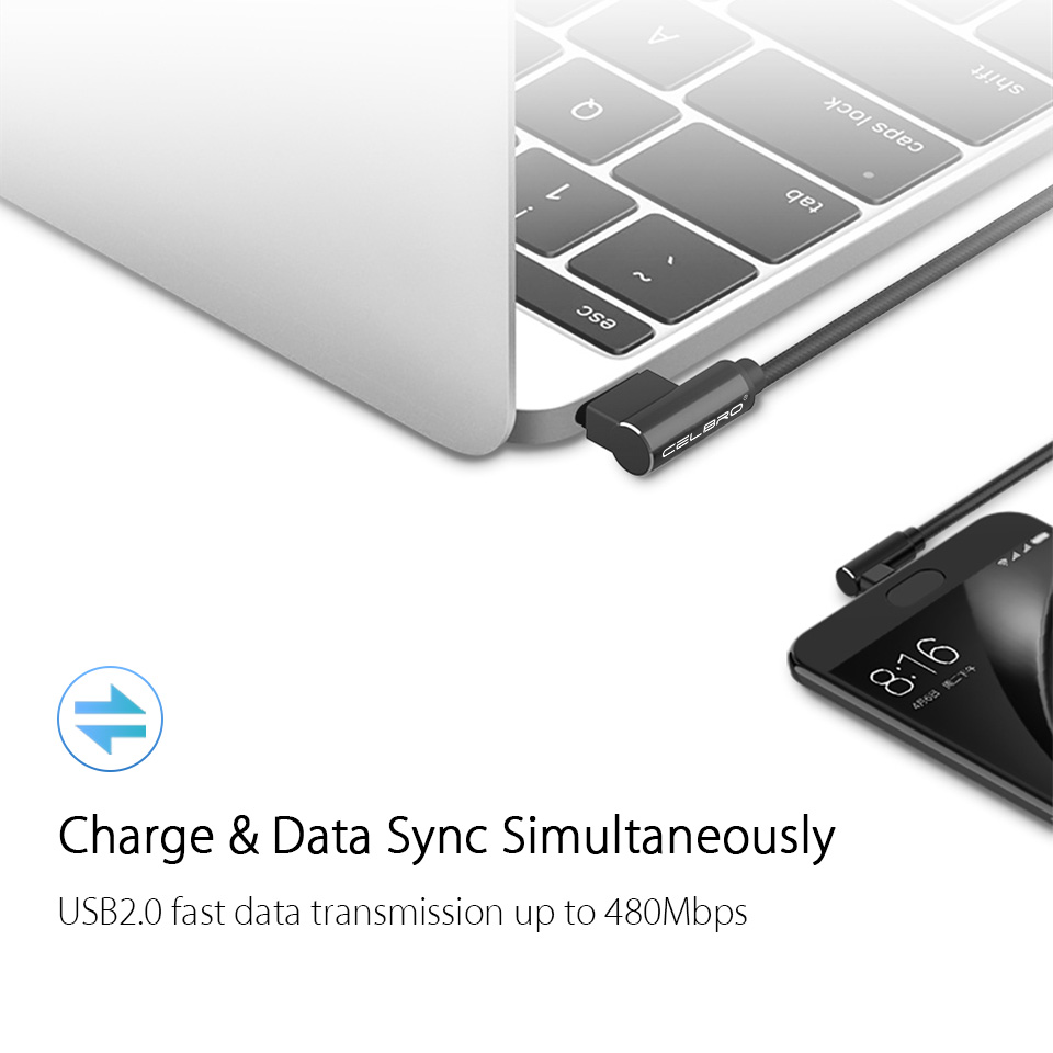 charge & sync