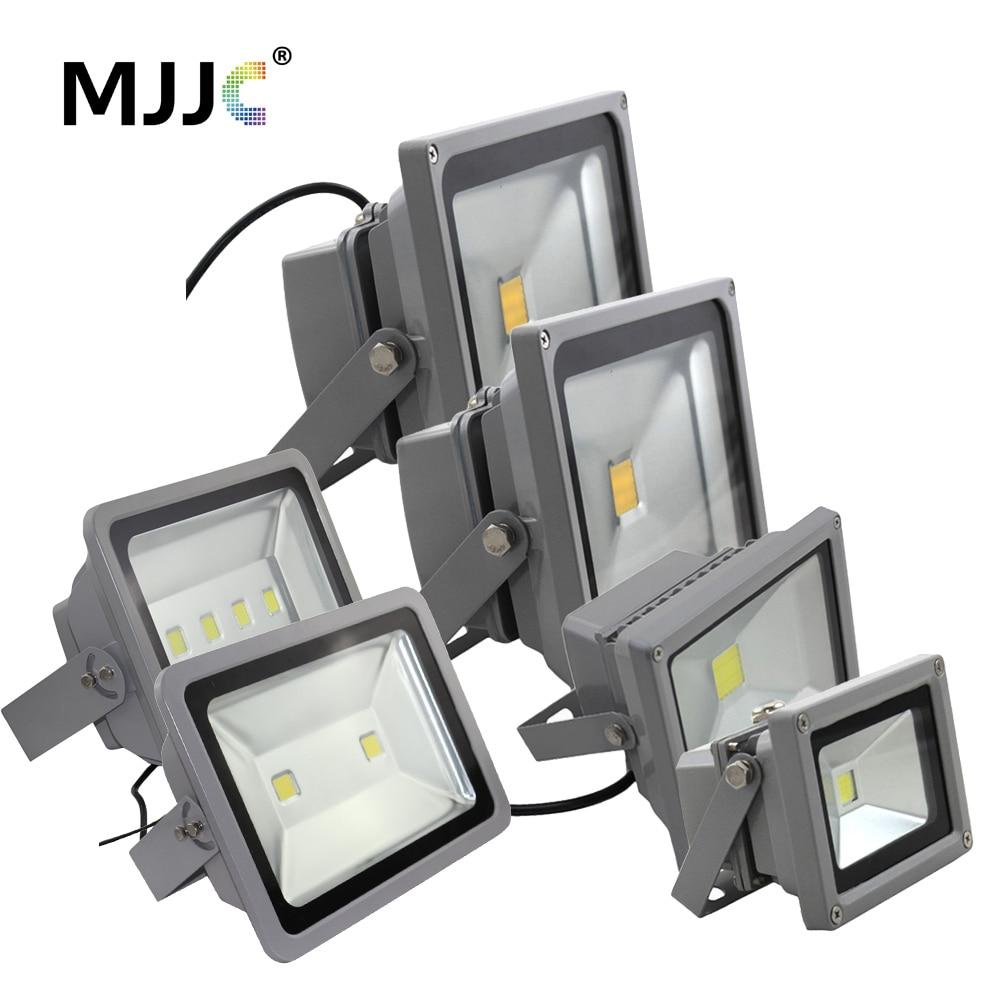 LED Floodlights Yard 220V Home Lighting AC 110V Spotlight 10W//30W//50W//200W//300W