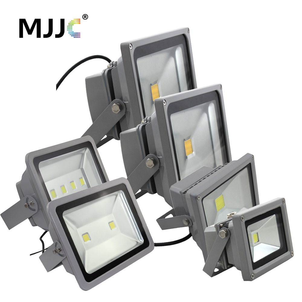LED Flood Light 10W 20W 30W 50W 100W 150W 200W LED Spotlight Outdoor Floodlight Waterproof IP65 110V 220V Garden Lamp Lighting ...