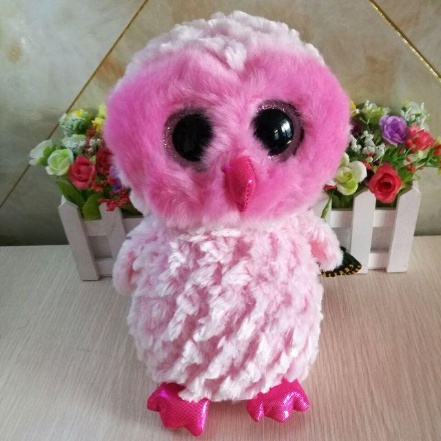 twiggy owl TY BEANIE BOOS 25CM 10
