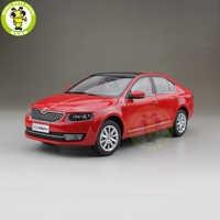 1/18 VW Skoda Octavia 2014 Diecast Metal CAR MODEL Toy Boy Girl gift Red Color