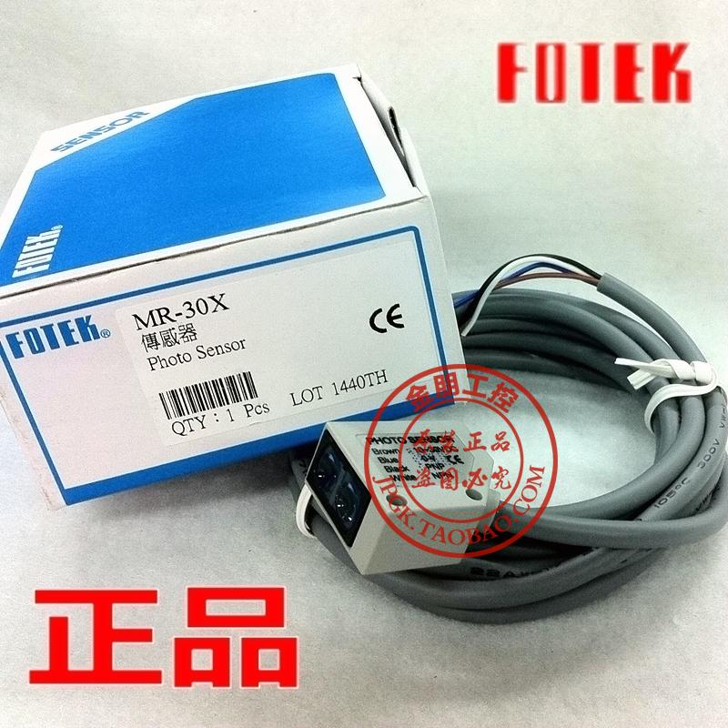 MR-30X Original & New FOTEK Photoelectric Switch Sensor Warranty For One Year maximilien sébastien foy histoire de la guerre de la peninsule sous napoleon t 3