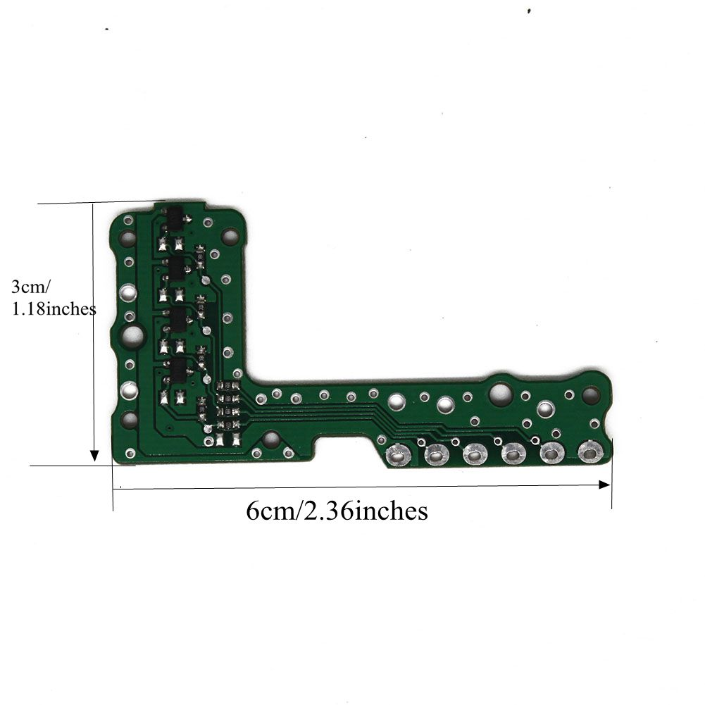 LARBLL Car Auto Automatic Transmission Gear Sensor Repair Board For BMW F02  ZF 6HP21