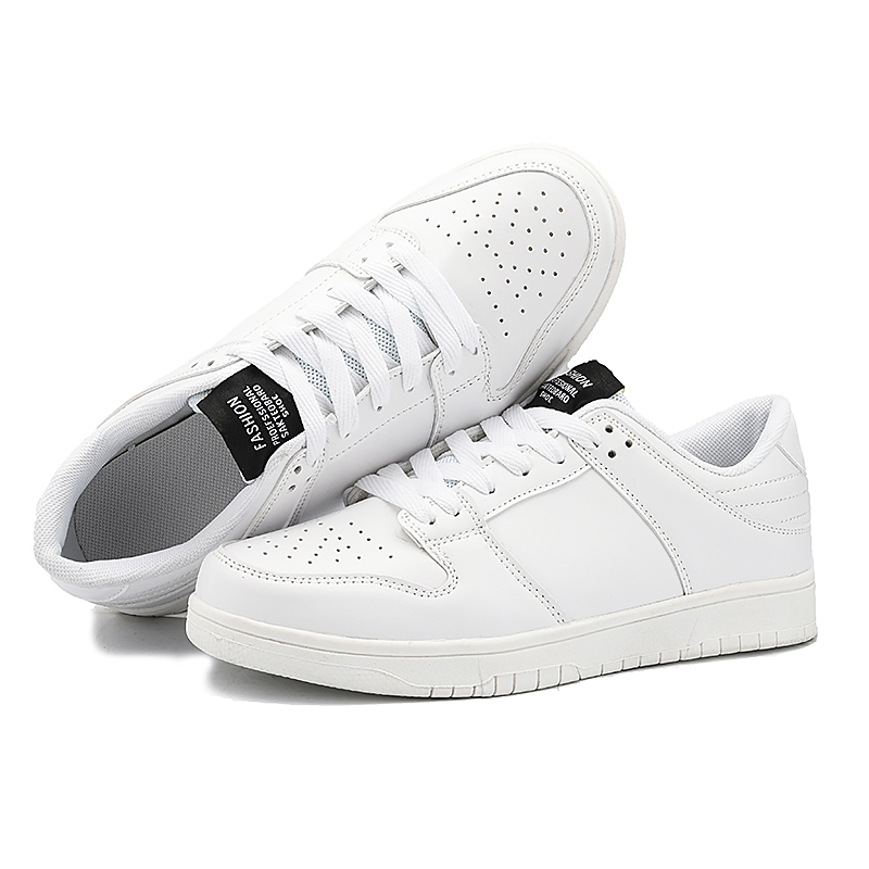 2018 Athletic air Skateboarding shoes white Breathable for men sneakers  Breathable basket sport tennis walking classics male -in Skateboarding from  Sports ... c358e43f5a0a