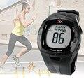 1 unid nueva Correa de silicona relojes de Pulsera Digitales Wireless Monitor de Ritmo Cardíaco Contador de Calorías Reloj Deportivo Para Bicicleta Ciclismo regalo H2