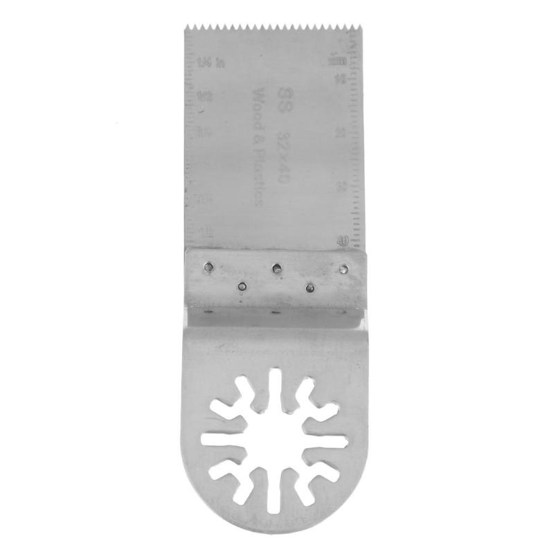 32mm Stainless Steel E-cut Standard Saw Blade Wood Metal Cutting Oscillating Multi Tools For Wood High-Carbon Steel Cutting