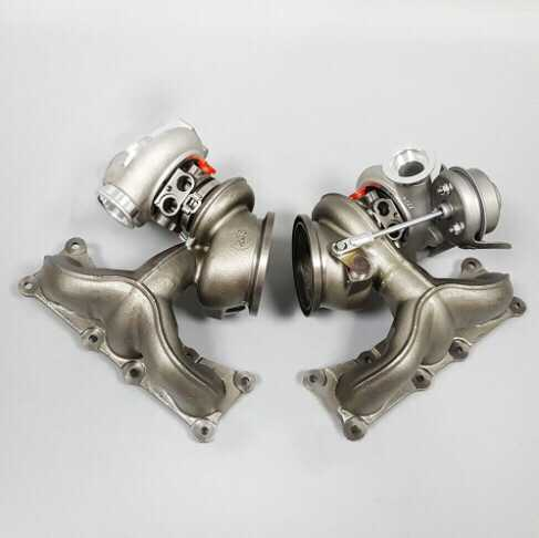 Roue de billette td04l 550hp turbo chargeur pour bmw n54 3.0 t moteur