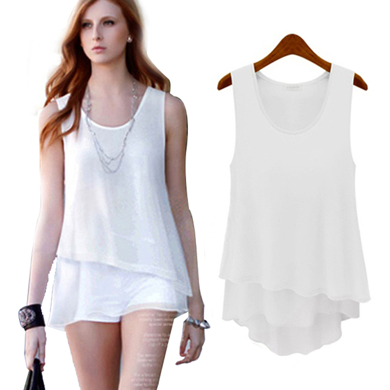 Womens White Dress Blouse | Fashion Ql