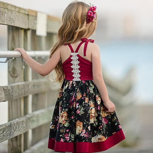 Beatiful Dress For Little Girl Clothing Vintage /Hermoso vestido para niña ropa vintage