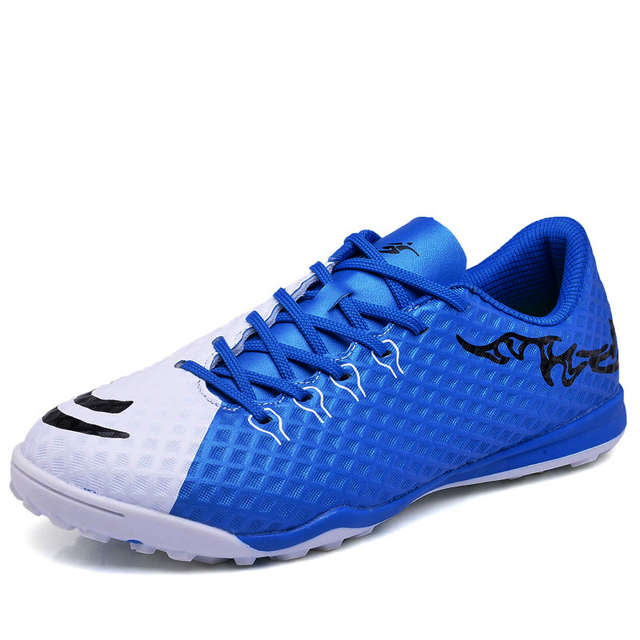 85a6ef2fdbcd 2018 New Nail Kids Shoes Soccer Children Football Messi C Luo Soccer  Younger Superfly Cleats Boots Sport Turf ACC Sneakers