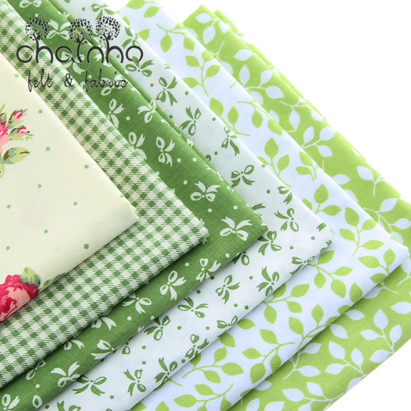 Print twill cotton fabric patchwork for sewing quilt for Cotton sewing material