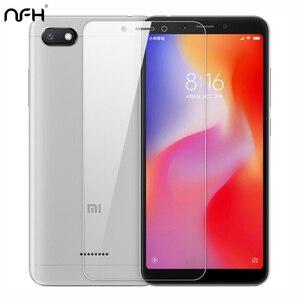 1 pcs 2 pcs Redmi 6A الزجاج المقسى ل Xiaomi Redmi 6 5.45