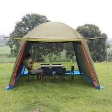 Горячая продажа водонепроницаемый пляж палатка солнце приют беседка палатка рыбалка палатки тент беседка солнце навес палатка навес тент от солнца
