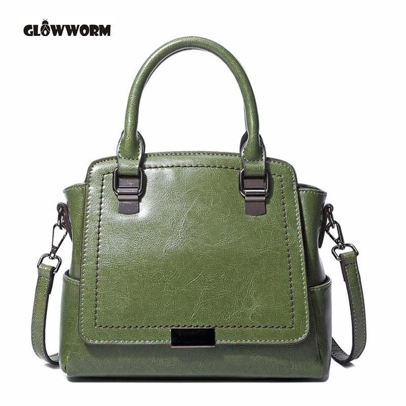 New arrival Designer genuine leather women Handbags High Quality first layer Leather bags for women Fashion shoulder bags female new women genuine leather handbags shoulder messenger bag fashion flap bags women first layer of leather crossbody bags