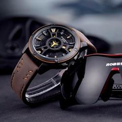 Eyki Mens Watches Top Brand Stainles Steel Ultra Slim Luminous Display Quartz Watch 2018 Business Shock Band Relogio Masculino