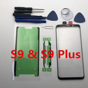Image 2 - Replacement LCD Front Touch Screen Outer Glass Lens For Samsung Galaxy S8 G950 G950F & S8 Plus G955 G955F S9 S9+ Repair Tools