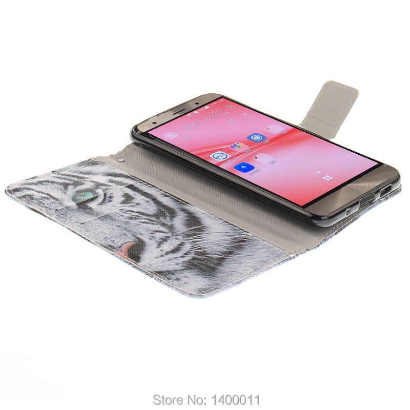 Роскошный кожаный чехол-книжка с подставкой для ASUS Zenfone 3 MAX ZC520TL, чехол для мобильного телефона Zenfone3 ZE520KL/Zenfone 4 MAX ZC554KL