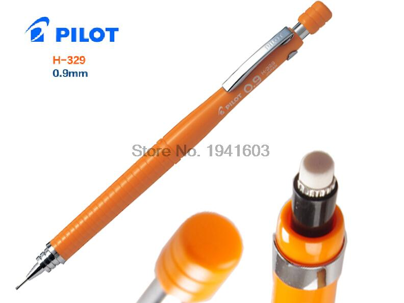 One Piece Mechanical Pencil 0.9 mm Japan Pilot H-329 office and school stationery wholesale one piece mechanical pencil original staedtler 925 25 mechanical pencil 0 7mm office and school pen