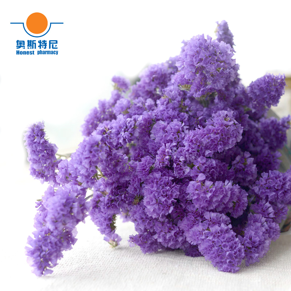 Aliexpress Buy Blue Color Dried Natural Flower Bouquets