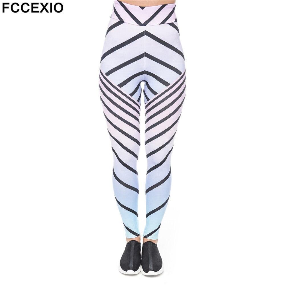 43ccd5c68d48d FCCEXIO-Nouveau-leggings-Top-Design-Incurv-Lignes-Imprimer-Femmes-Leggings- Taille-Haute-Jegging-Sportwear-Fitness-Workout.jpg