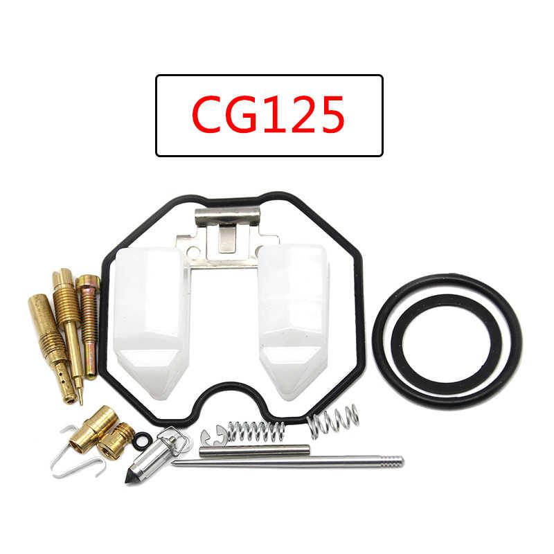 Бесплатная доставка VM20 карбюратор Keihin PZ26 ремонтные комплекты Чехол для honda CG125CC ATV мотоцикла ремонт сумка для инструментов с запасными jet