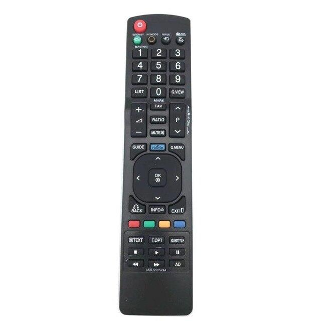 Replaced Remote for LG TV AKB72915239 22LV2500 26LV2500 32LK330 32LK450 32LV2500