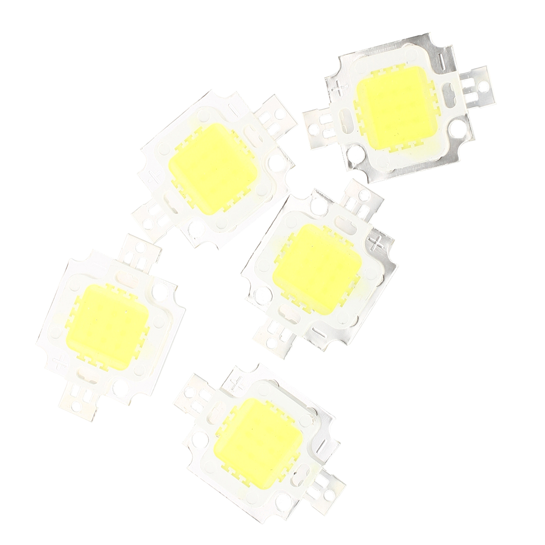 5 X LED Module LED Lamp Bulb White Nature 10W