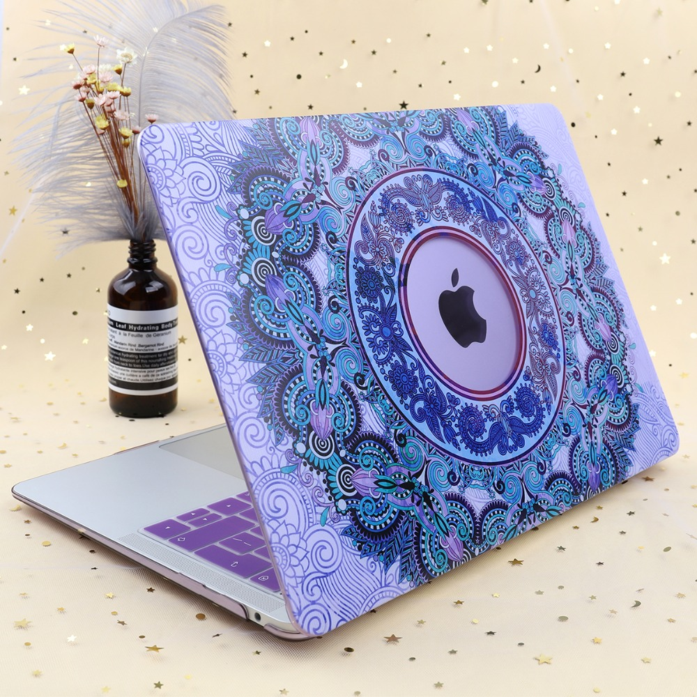 Mandala Print Case for MacBook 63