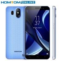 HOMTOM S16 5 5 18 9 Full Screen Smartphone Fingerprint ID 2GB 16GB Quad Core Dual