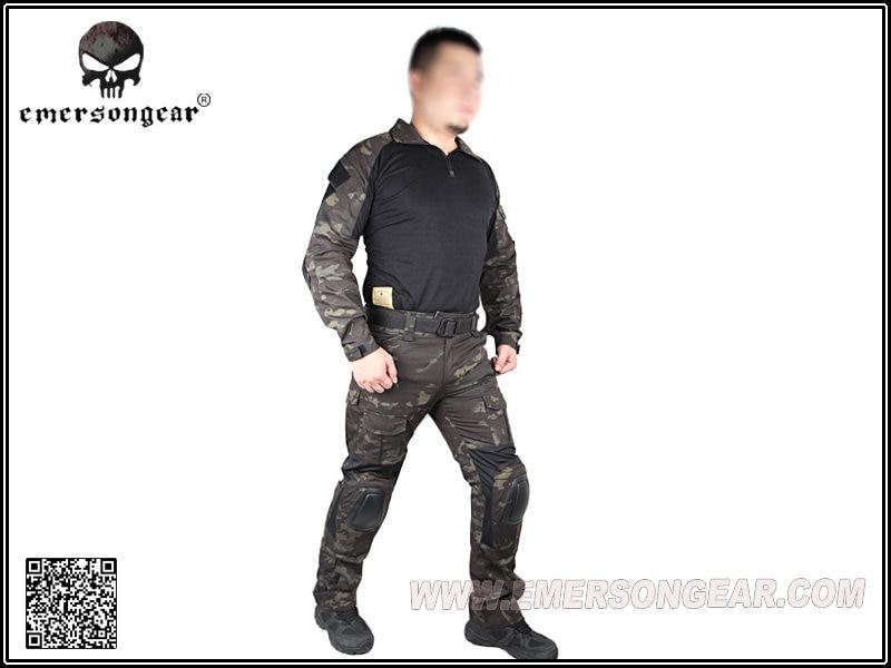 EMERS military uniform Gen2 Combat Suit&Pants/mcbk MR HLD MCAD EM6971 emes g3 tactical pants with knee pads em7036 army pants typ mr hld mcbk mcad