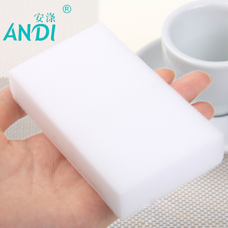10/20/40/100pcs High Density Melamine Sponge Nona Magic Sponge Eraser Dish Cleaner for Kitchen Office Bathroom Cleaning
