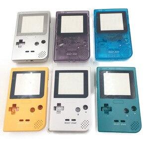 Image 4 - Пластиковый корпус Чехол запасная часть для Nintendo Gameboy Pocket GBP