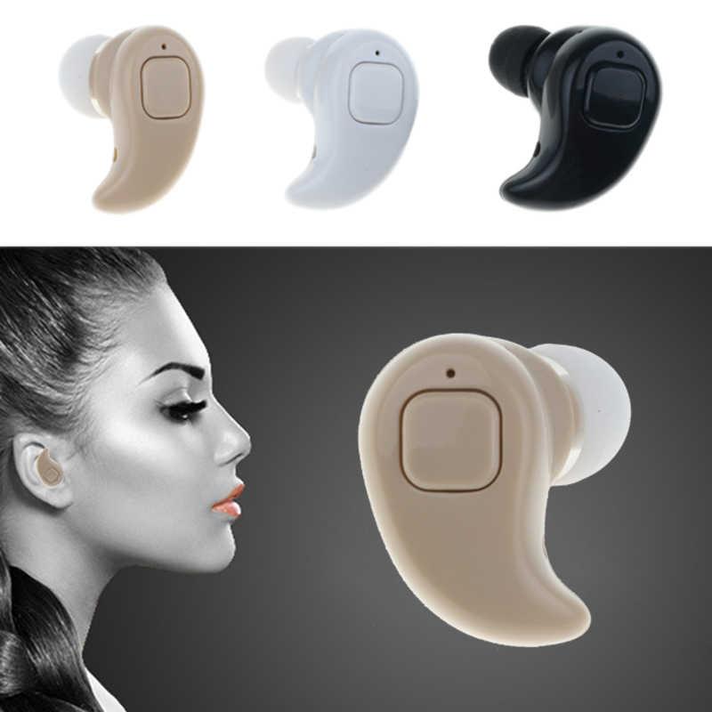 Мини невидимые беспроводные наушники Bluetooth наушники с микрофоном Bluetooth гарнитура MP3 стерео звук Handfree Автомобильный комплект
