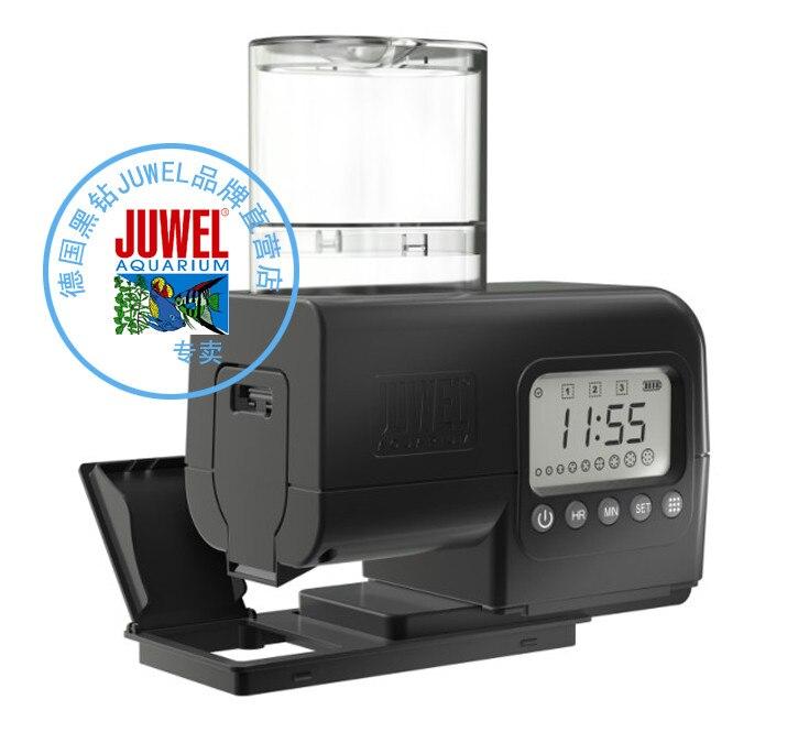 Tanque de acuario de JUWEL alimentador automático de peces Digital LCD temporizador de alimentación electrónica de alimentos para peces-in Comederos from Hogar y Mascotas    1