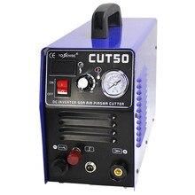 2016 Резки Cut50p вспомогательной Дуги плазменный резак 110/220 с двойным напряжением Сварочный Аппарат