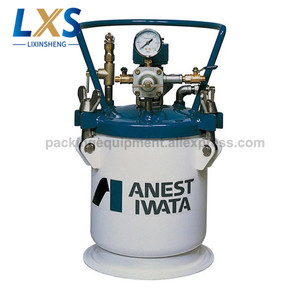 Japan ANEST IWATA PT-10DM 10L Pneumatic Stirring Pressure Barrel Coating Pressure Barrel(China)