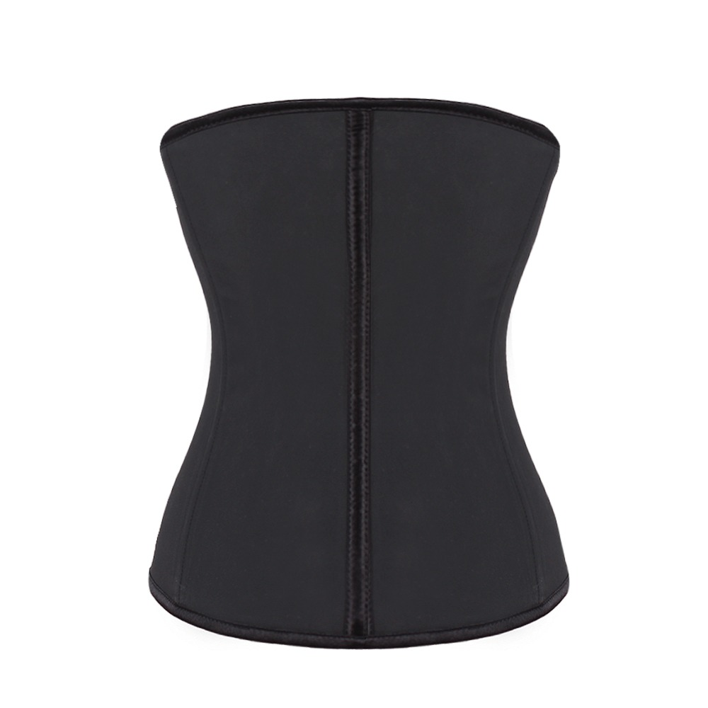 2fc7a230c7 YUMDO 4 Rows Waist Trainer Corset Latex Steel Bone Waist Cincher Plus Size  Waist Shaper For Women Body Hot Shapers-in Waist Cinchers from Underwear ...