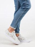 Sneakers platform lace