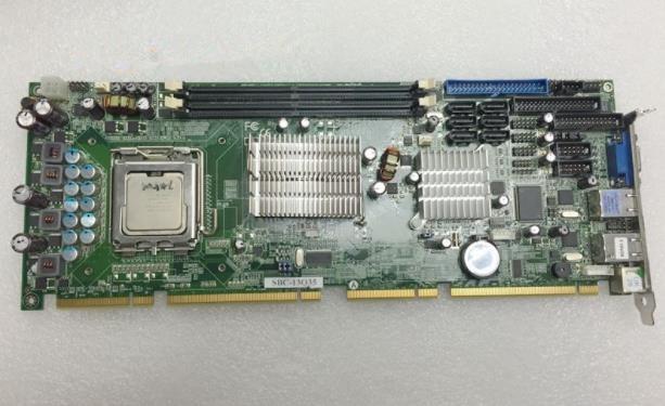 Tableau de commande industriel SBC-13Q35 REV: 0.2