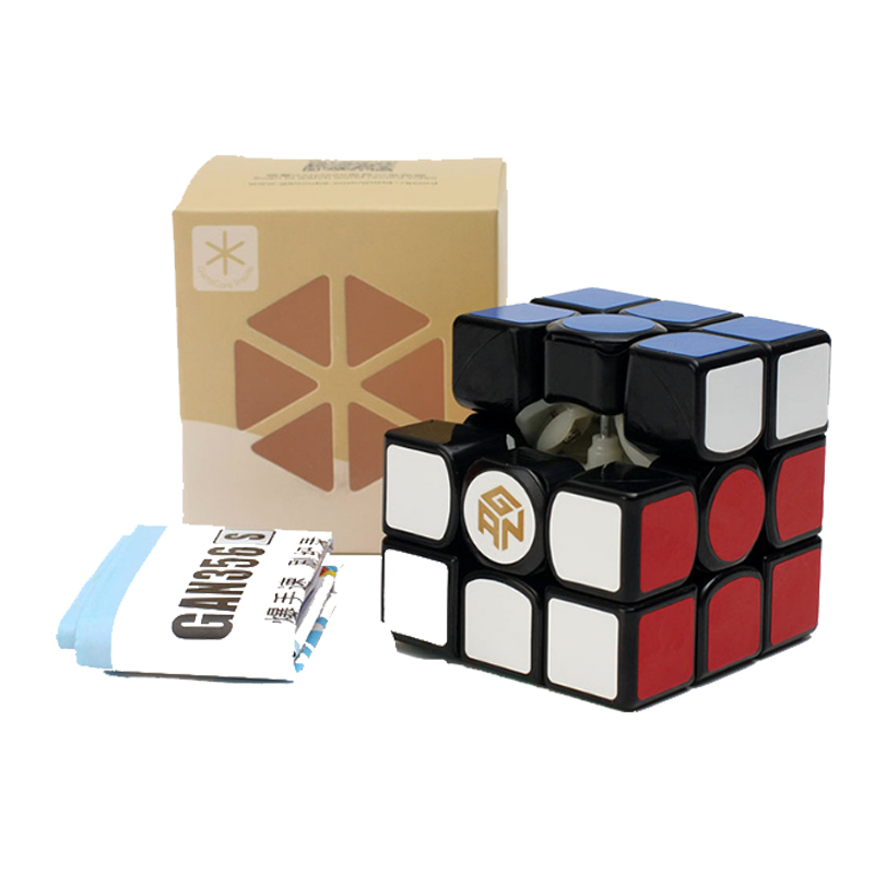 Gan 356S Lite Edition 3x3x3 Competition Magic Speed Cube Professional Educational Toys For Kids Adults Gan 356s Magico Cubo