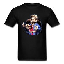 T-shirt Fallout 4 Men T Shirt Facehugger Alien Tshirt 2019 Funky Cartoon Cotton Clothes 3XL Gamer Tees Dead Vault Boy