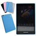 Мягкий силиконовый чехол чехол для Lenovo Tab 2 A8-50 A8-50F A8-50LC A8 8 дюймов tablet силикагель корпус выдерживает падение с высоты защитные