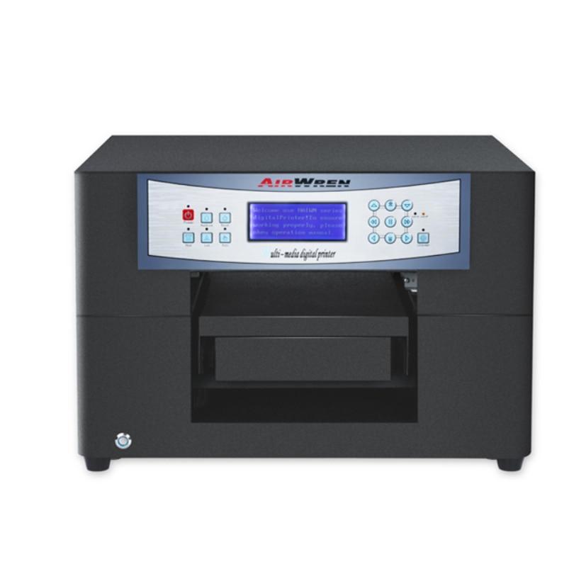 Cheap Printers Plastics Flatbed Printing Machine Digital Inkjet Printer Type-in