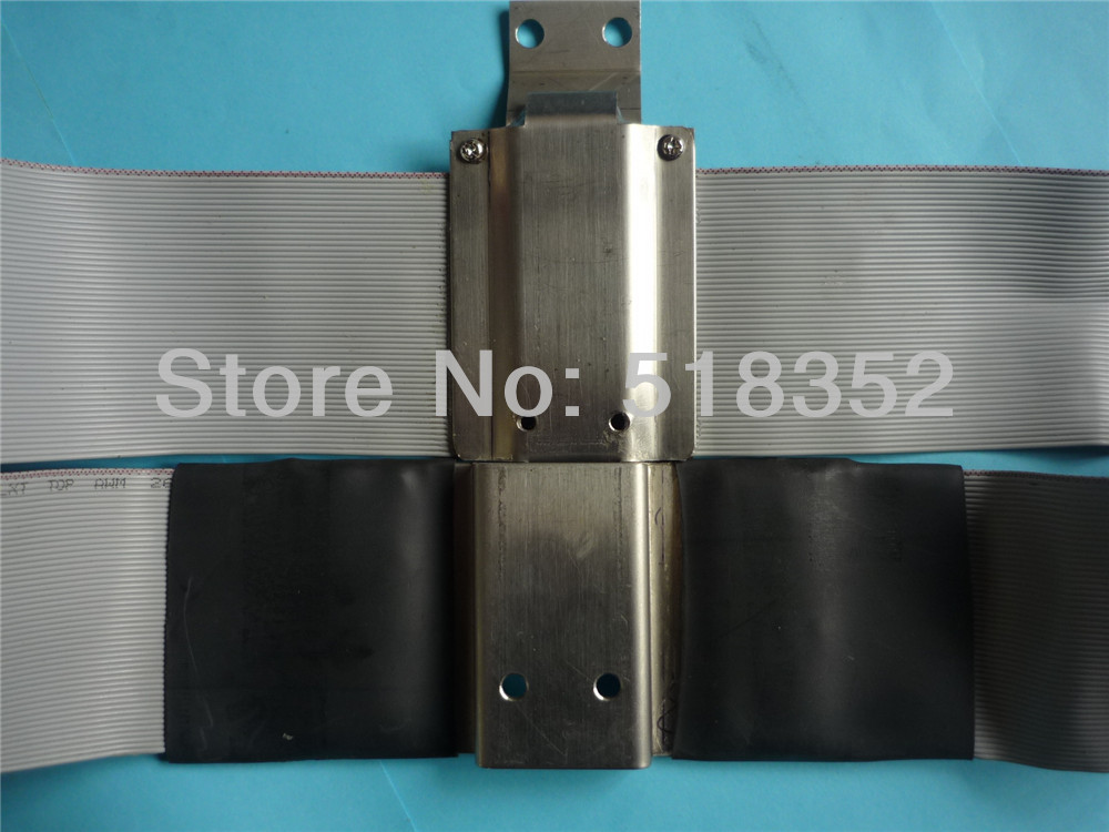 3110051 Sodick AD360Ls Ribbon Cable / Lower Machine Head Electrode Wire 50 Pin x L500mm for WEDM-LS Wire Cutting Machine Parts 2060554 sodick hf 25a economical water filter with stamping metal frame od340mmx id46mmx h450mm for wedm ls machine parts