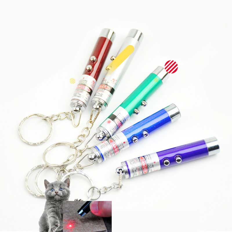 Laser Pointer Cat Toy App
