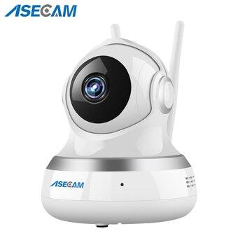 цена на HD 1080P Wifi ip Camera Wireless Home 720P Pan/Tilt P2P Baby Monitor CCTV wi-fi ip cam Security Surveillance Two Audio p2p Cloud