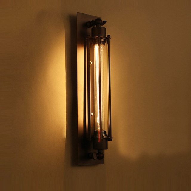 Wall LED Wall Lamp E27 220V Modern Corridor Vintage Industrial ...